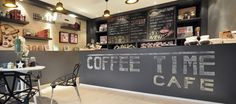 Coffee Shops Design Ideas, Pictures, Remodel, and Decor
