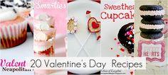 20 Valentine's Day recipes