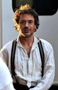 RDJ Sherlock Holmes: little Victorian ball of sexiness Robert Downey Jr Young, Robert Downey Jnr, Sherlock Holmes Robert Downey, Holmes Movie, Avengers, I Robert, Iron Man Tony Stark, Man Thing Marvel, Downey Junior