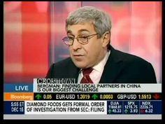 December 15,2011 - Stanley Bergman's Interview on #Bloomberg TV