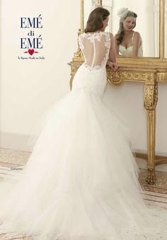 Eye Catching Eme di Eme Wedding Dresses with Romantic Designs: http://www.modwedding.com/2014/10/14/eye-catching-eme-di-eme-wedding-dresses-romantic-designs/ #wedding #weddings #wedding_dress