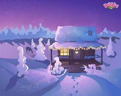 Winter theme. Check out our latest backgrounds & themes and join the bubble poppin' fun! Play #BubblesIQ: www.bubblesiq.com Sonic Fan Characters, Winter Theme, Desktop, Bubbles, Backgrounds, Join, Wallpapers, Play, Check
