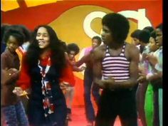 Soul Train LIne Dance to Curtis Mayfield Get Down.flv