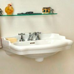 Stanford Wall-Mount Bathroom Sink $180