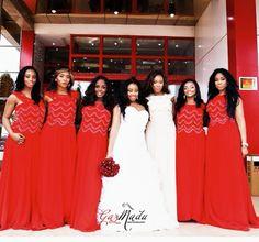 Aso Ebi /Bridal Party Inspiration Part 7
