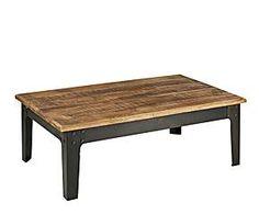 mini-mesa salón industrial