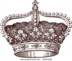 stock-vector-queen-crown-33614488.jpg 450×385 pixels