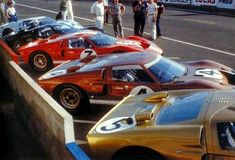 Le Mans 1966 Ford GT MK II