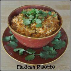 Mexican Risotto