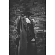 Anonymous  #photography #photoshoot #corset #lingerie #boudoir #filmlook #cinematic #vintage #retro #filmnoir #femmefatale #dame #blonde #mua #makeup #fashion #beauty #mono #monochrome #curvy #curves #hat #fauxfur #art #creative #collaboration #naturallight #edgy #fierce #resist By the cool cat Spenji Beautiful make up by @charleylouisemakeup And you don't know that but under my coat I am wearing a lovely corset by @jemcorsets 🌌🌌🌌