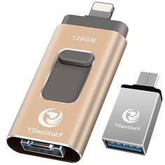 #YSeaWolf #FlashDrive for #iPhone – 128GB