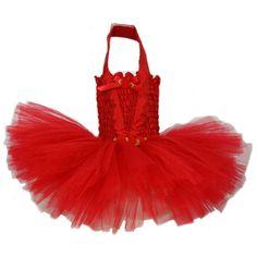 Enchantment Tutu - Scarlet Red