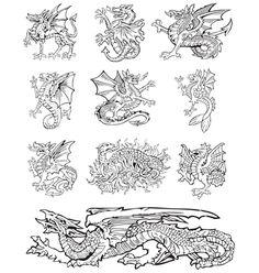 dragon heraldry - Google Search