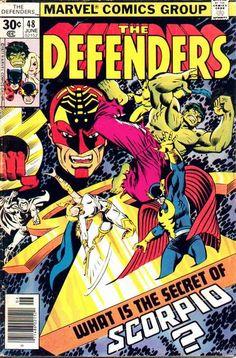 Defenders # 48 by Ed Hannigan & Joe Sinnott
