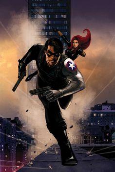 Random upcoming Marvel comics - Comix: Artwork by Ink Comic Book Characters, Marvel Characters, Comic Character, Comic Books Art, Comic Art, Marvel Villains, Book Art, Winter Soldier Bucky, The Avengers