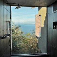 Shower in the West Seattle Studio Renovation, WA