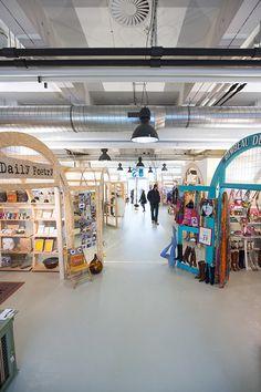 De Urban Shopper in Eindhoven is een uniek en exclusief shopping walhalla met 20 bijzondere winkels.