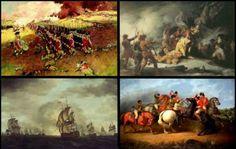 A list of the battles fought during the Revolutionary War (revolutionary-war.net)