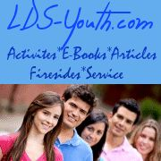 LDS Youth. Tons of ideas for activities for Young Mens and Young Womens. :-)