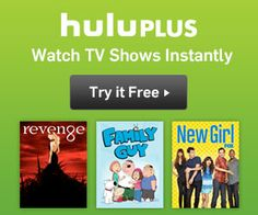 1 Month of Gamefly   1 Month of Hulu Plus for FREE!