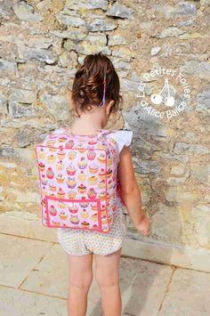 sac à dos écolier   diy couture