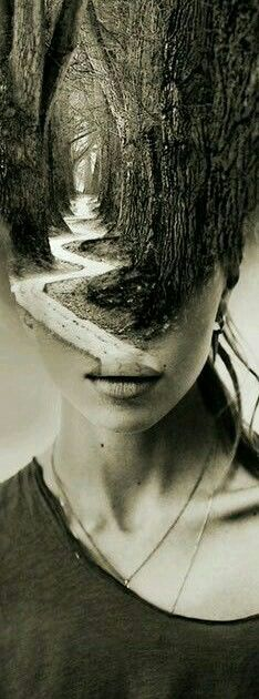 ART: Dreamy Portrait Series by Antonio Mora Spanish-based artist Antonio Mora, also known as mylovt, uses the web to craft his surreal works. He looks through online databases and finds images that he later combines into unconventional portraits. Double Exposure Photography, Fantasy Photography, Abstract Photography, Digital Photography, Photomontage, Mago Tattoo, Wow Art, Portraits, Surreal Art