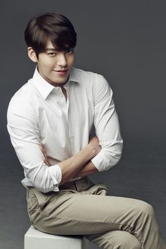 "Kim Woo Bin admits that he carelessly says ""I love you"" in his ..."