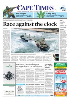 News making headlines:  Race against the clock- Bolt reclaims 100m dash