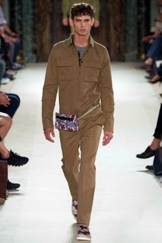 Valentino 2016 male collection spring