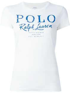 POLO RALPH LAUREN Print T-Shirt. #poloralphlauren #cloth #t-shirt