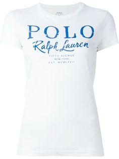 POLO RALPH LAUREN Print T-Shirt. #poloralphlauren #cloth #t-shirt