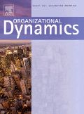 View Articles published in Organizational Dynamics