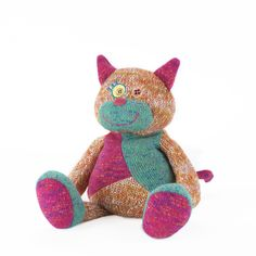 PATCHWORK  CAT is one of the microwavable Bed Warmers.  These animals are gorgeous and encourage any child to sleep well whilst SNUG & WARM. Comforting & soothing and just the friend to cuddle. Price A$34.50 each    SHIP WORLDWIDE Email: mailto:toodledoo@bigpond.com www.settlerbearsa..., Mobile: 0433 253 800 Toodle Doo - the MAGIC place to shop!