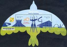 "Album de selos ""Brasil - 2010"""