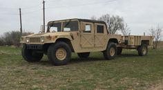 1985 AM General M998 Humvee