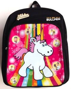 The Oakland Athletics announced a new giveaway for Sunday, August 24. Designed by A's relievers Sean Doolittle and Ryan Cook, meet (drum roll) the Bullpen Unicorn Backpack!
