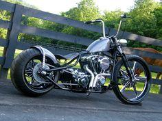 Custom Built Motorcycles Bobber   eBay