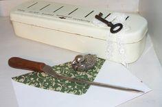 Letter opener  www.detijdvantoen.net *Brocante & Styling*