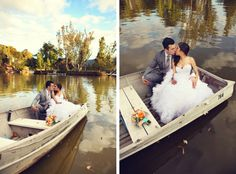 Abraham & Denise {Wedding Photos} Malibou Lake Club, California » Lukas & Suzy International Wedding Photographers