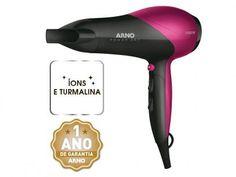 Secador de Cabelo Arno Power Dry Turmalina - com Íons 1900W 2 Velocidades com as melhores condições você encontra no Magazine Jeandion. Confira!
