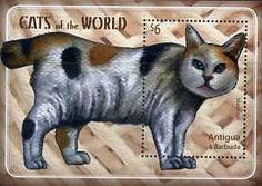 Postage Stamps - Antigua 2010 Cats M.S. UM