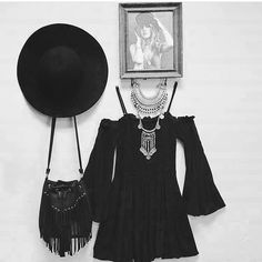 All Black Sale this week at Gypsy Warrior! See some of our favorite styles today on the blog HauteMacabre.com