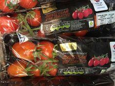 Sunstream vine tomatoes from Aldi