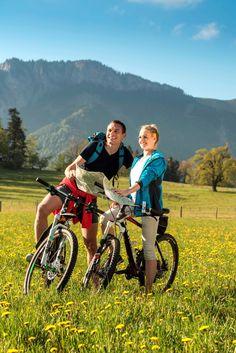 Ein Urlaub im Naturpark Almenland ohne Bewegung ist fast nicht vorstellbar. #radfahren #bewegung #almenland #naturparkalmenland  (c) B. Bergmann Bicycle, Vehicles, Biking, Bicycle Kick, Bike, Trial Bike, Bicycles, Vehicle, Tools