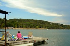 Happy Valley Lodge at Table Rock Lake...and I AM going back!!