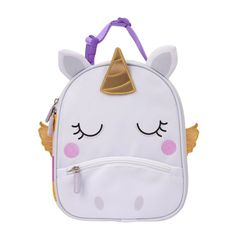ADORABLE UnicornLunch Bag!Make every day a kidventure with Sunnykid's range of on the go essentials. Become the envy of the playground with our Kids Lunch Bags!...
