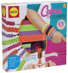 Alex Toys Do It Yourself Wear Cobra Bracelets 733c Craft Kits Alex Toys Toy Craft
