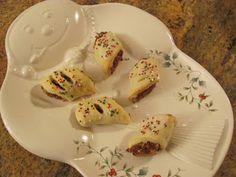 The Garden of Yum: Sicilian Fig Cookies (Cuccidati)