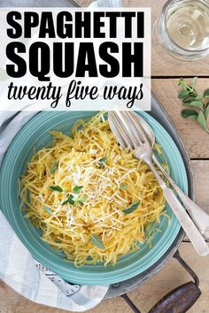 If you love pasta, but don't enjoy how full and bloated it makes you feel, give some of these spaghetti squash recipes a try! There are heaps of low carb recipes in this list, and since spaghetti squash is also low in calories while still being high in vitamins and minerals, it provides a healthy way to enjoy your favorite Italian meals without sacrificing your weight loss goals.