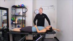Supine Impingement Test: Shoulder Special/Orthopedic Test
